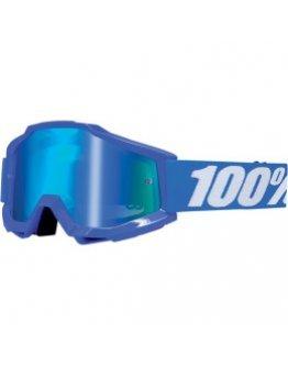 100% Accuri Reflex blue so zrkadlovým sklom