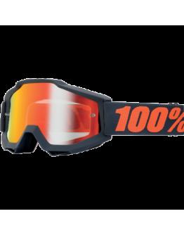 100% Accuri Gunmetal so zrkadlovým sklom
