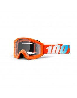 Okuliare 100% Strata Junior orange