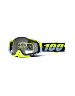 100% Racecraft Antigua s čírym sklom