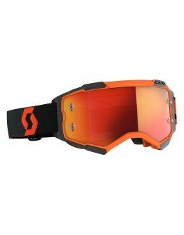 Okuliare SCOTT FURY orange/black 2021
