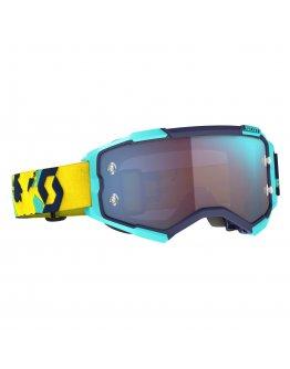 Okuliare SCOTT FURY blue/orange 2021