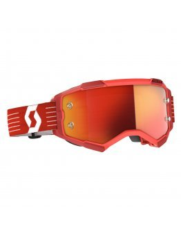 Okuliare SCOTT FURY bright red 2021