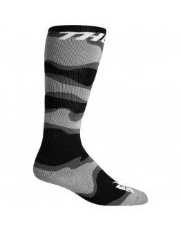 Ponožky Thor MX CAMO/GRAY/WHITE 40-43