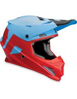 Prilba Thor Sector Level blue/red detská