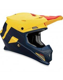Prilba Thor Sector Level navy/yellow detská