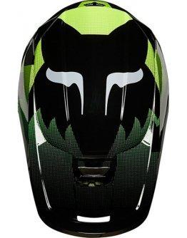 Prilba FOX V1 Tayzer black