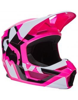 Prilba FOX V1 LUX pink 2022