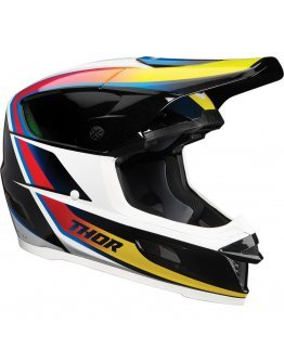 Prilba Thor REFLEX ACCEL+okuliare 100% racecraft ZDARMA