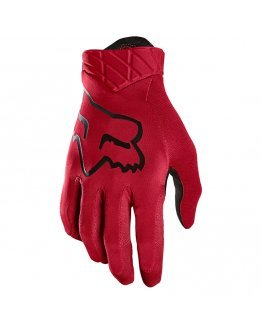 Rukavice FOX Airline Flame red