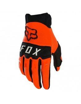 Rukavice FOX Dirtpaw fluo orange