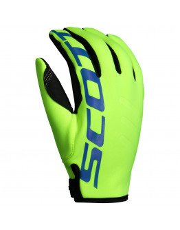 Neoprénové rukavice SCOTT neon yellow