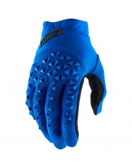 Rukavice 100% Airmatic blue/black