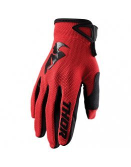 Rukavice Thor Sector S20 red
