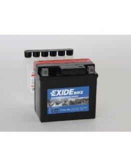 Batéria Exide ETX5L-BS (105x70x113 mm)