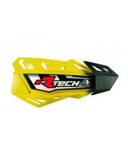 Kryty páčok R-tech FLX+montážny kit Yellow