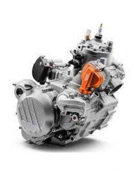 """Kryt """"exhaust control"""" KTM EXC 250/300,Husqvarna TE 250/300,oranžový"""