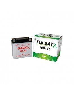 Batéria 12V, FB7L-B2, 8Ah, 85A, 135x75x133m FULBAT