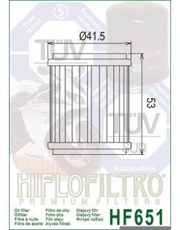 Olejový filter HF651