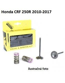 Ventily sacie oceľové Honda CRF 250R 2010-2017