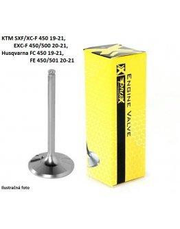 Ventil sací TITÁN KTM SXF/XC-F 450 19-21,EXC-F 450/500 20-21,Husqvarna FC 450 19-21,FE 450/501 20-21