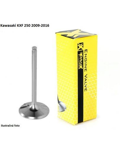 Ventil sací TITÁN Kawasaki KXF 250 2009-2016