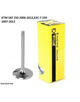 Ventil sací TITÁN KTM SXF 250 2006-2012,EXC-F 250 2007-2013