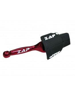 Brzdová páčka výklopná červená ZAP RM/RMZ, KX/KXF, YZ/YZF