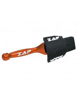 Brzdová páčka výklopná oranžová ZAP KTM Brembo 2000-2013