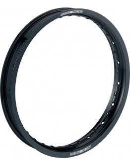 Ráfik Moose racing 21x160x36 čierny