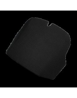 Poťah prednej časti sedla BudRacing Yamaha YZF 250/450 2018-2021, WRF 250/450 2019-2021 black