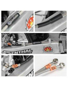 Moto-Master brzdová hadica zadná Honda CRF