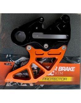 Chránič zadného brzdového kotúča KTM SX/SXF 2003-2012,EXC/EXC-F 2003-2020