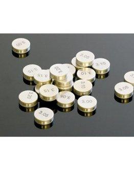 Podložky pod ventily 10 mm