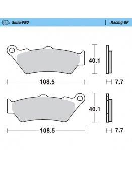 Brzdové platničky Moto-Master SinterPRO GP KTM 690/950,Husqvarna 701 predné