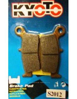 Brzdové platničky KYOTO CR,KX,RM,YZ,GAS GAS zadné