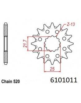Vývodové sekundárne koliečko MM YZ 250/YZF 450/WRF 450