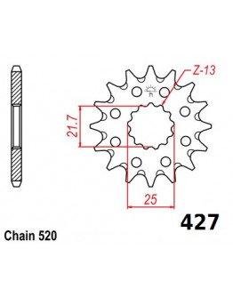 Vývodové sekundárne koliečko KXF 450,YZF/WRF 450,KX 250,YZ 250 E427