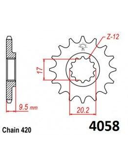 Vývodové sekundárne koliečko KTM SX60/65 e4058