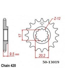 Vývodové sekundárne koliečko ESJOT KTM SX60/65