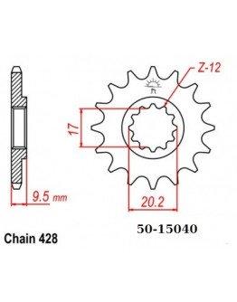 Vývodové sekundárne koliečko ESJOT SX85/TC85