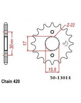 Vývodové sekundárne koliečko ESJOT CR80/85