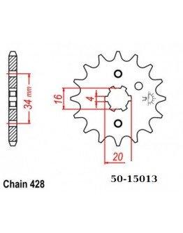 Vývodové sekundárne koliečko ESJOT RM80/85 YZ 80