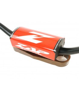 Chránič-pena na riadidlá Zap Technix FX 28,6 mm červený