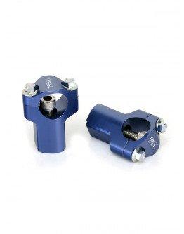Držiaky riadidiel HUSQVARNA/KTM 52mm modré