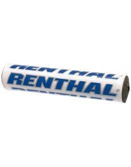 Chránič-pena na hrazdu Renthal SX bielo-modrý 240mm