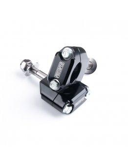 Držiaky riadidiel Pro Taper 28.6mm M12 čierne