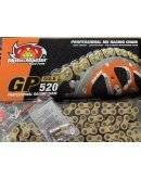 Reťaz Moto-master MX GP 520 gold 120 článkov