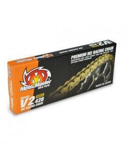 Reťaz Moto-master V2 gold 428