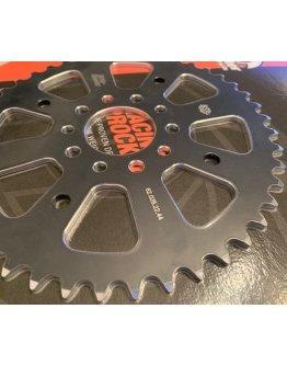 Rozeta KTM SX 50 02-13 Moto-Master dural 70/75 čierna